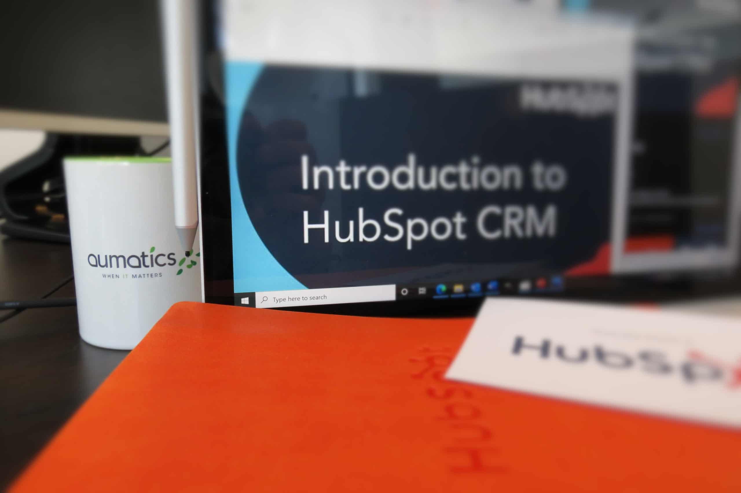 Aumatics is HubSpot CRM Partner