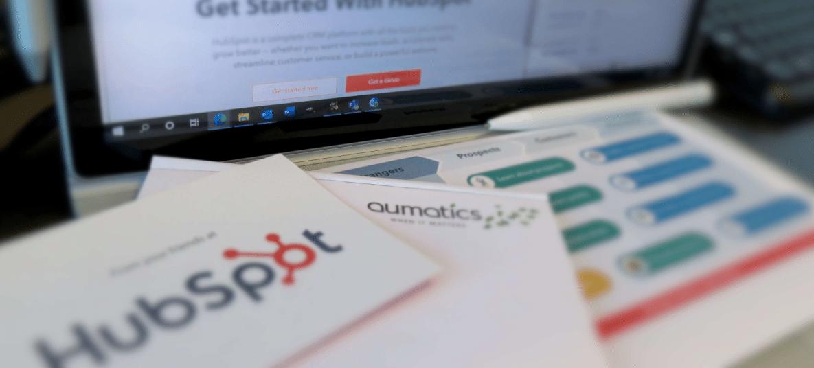 HubSpot CRM Testimonial van Jaap van Vliet