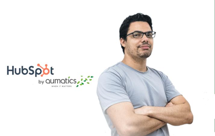 HubSpot CRM van de IT-professionals van Aumatics